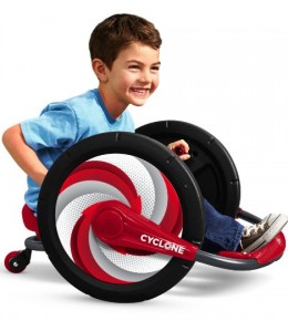 Radio Flyer Cyclone 640