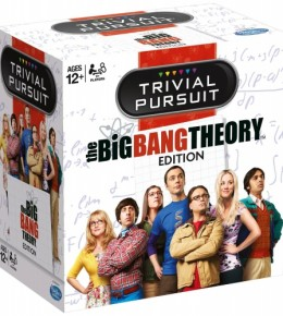 The Big Bang Theory Trivial Pursuit