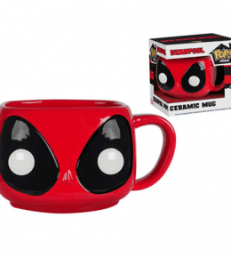 Funko Pop Deadpool Mug
