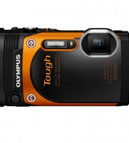 Olympus TG 860 Tough Camera
