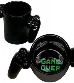 Game Over Drinking Mug