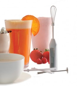 Deluxe Cordless 4 in 1 Drink Frother