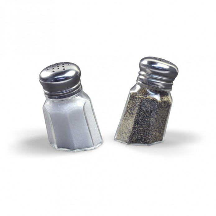 sunk salt and pepper