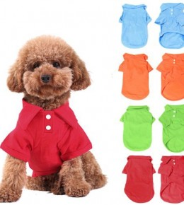 Puppy Polo T-Shirt